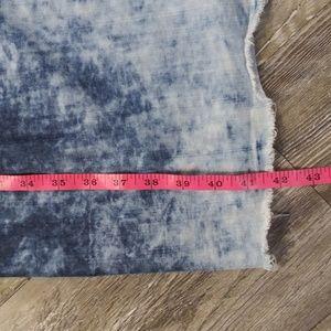 Thrill Jackets & Coats - Thrill Acid Wash Jean Kimono Sz M